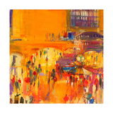 New York, Grand Central Giclee Print by Peter Graham