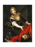 Jael and Sisera Giclee Print by Giovanni Bilivert