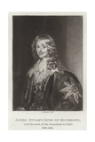 James Stuart Giclee Print by Sir Anthony van Dyck