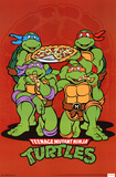 TMNT - Pizza Posters