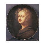 Henry Purcell, C.1695 Giclee Print by Johann Closterman