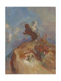 Apollo, C.1905-10 Giclee Print by Odilon Redon