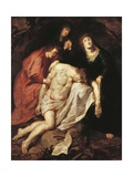 The Lamentation of Christ, C.1616/17 Giclee Print by Sir Anthony van Dyck