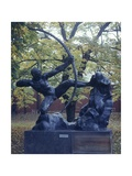 Hercules the Archer, 1909 Giclee Print by Emile-antoine Bourdelle