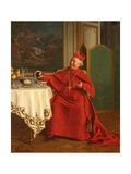 Une Bonne Bouteille, or a Good Bottle, 1880S Giclee Print by Andrea Landini
