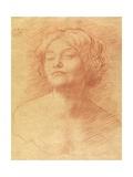 Alice Knewstub, 1897 Giclee Print by Alphonse Legros
