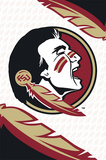 Florida State University - Logo 14 Prints