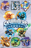 Skylanders Core - Grid Prints