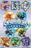 Skylanders Core - Grid Prints