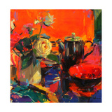 Le Cafe Giclee Print by Peter Graham