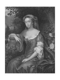 Emilia, Countess of Ossory Giclee Print by Willem Wissing