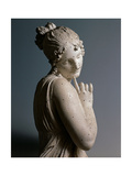 Dancer with a Finger on Her Chin, 1809 Giclee Print by Antonio Canova
