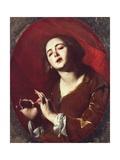 The Singer, 1645-1650 Giclee Print by Bernardo Cavallino