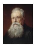 Portrait of Ugo Zannoni Giclee Print by Giuseppe Zannoni