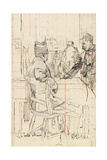 'La Belle Alliance' Giclee Print by Walter Richard Sickert