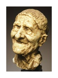 Old Man, 1883 Giclee Print by Medardo Rosso