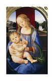 Virgin and Child Giclee Print by Lorenzo di Credi