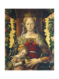 Madonna of Little Candle Giclee Print by Carlo Crivelli