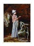 Letter Giclee Print by Francesco Vinea