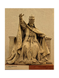 Pope Clement XIV, 1783 Giclee Print by Antonio Canova