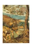 The Return of the Herd Giclee Print by Pieter the Elder Bruegel