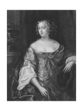 Anne, Countess of Sutherland Giclee Print by Sir Peter Lely