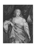 Elizabeth, Duchess of Somerset Giclee Print by Sir Peter Lely