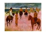 Riders on the Beach, 1902 Giclee Print by Paul Gauguin