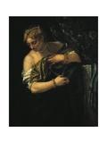 Lucrezia Giclee Print by Paolo Caliari