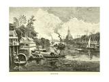 Bangkok Giclee Print