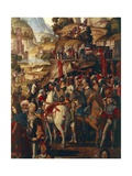 Epiphany, 1511-1512 Giclee Print by Marcello Fogolino