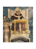 St Ambrose Giclee Print by Bernardino Luini