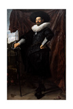 Willem Van Heythuysen Giclee Print by Frans Hals