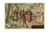 Scene from William Tell Giclee Print