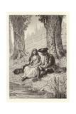 Maria Giclee Print by Maurice Leloir