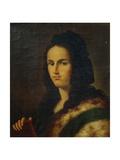 Portrait of Painter Raphael Giclee Print by Lattanzio Querena