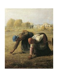 Gleaners, 1857 Giclee Print by Jean-François Millet