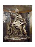 Pope Urban Viii Giclee Print by Gian Lorenzo Bernini