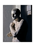 Fist Fighter Domoxenos, 1796 Giclee Print by Antonio Canova