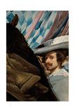 The Surrender of Breda Giclee Print by Diego Rodriguez de Silva y Velazquez