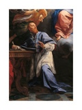 Madonna and Child with Saint Francis De Sales Giclee Print by Carlo Maratta