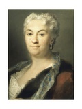 Portrait of Lady Giclee Print by Rosalba Carriera