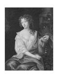 Nell Gwynn Giclee Print by Sir Peter Lely