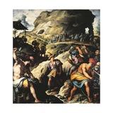 Mine Giclee Print by Jacopo Zucchi