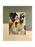 Still Life with Apples, 1916 Giclee Print by Theo Van Doesburg