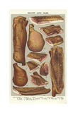 Bacon and Ham Giclee Print