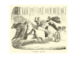 Chariot Races Giclee Print