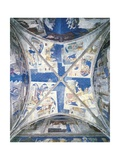 The Frescoes Giclee Print by Matteo Di Giovanetto