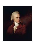 Portrait of Sir Frederick William Herschel Giclee Print
