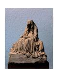 Terracotta Model Giclee Print by Antonio Canova